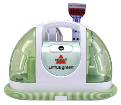 Bissell Little Green Machine Carpet Cleaner Review And