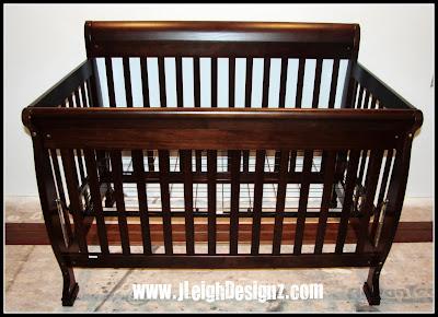 B2b Davinci Kalani Ii 4 In 1 Convertible Sleigh Crib From
