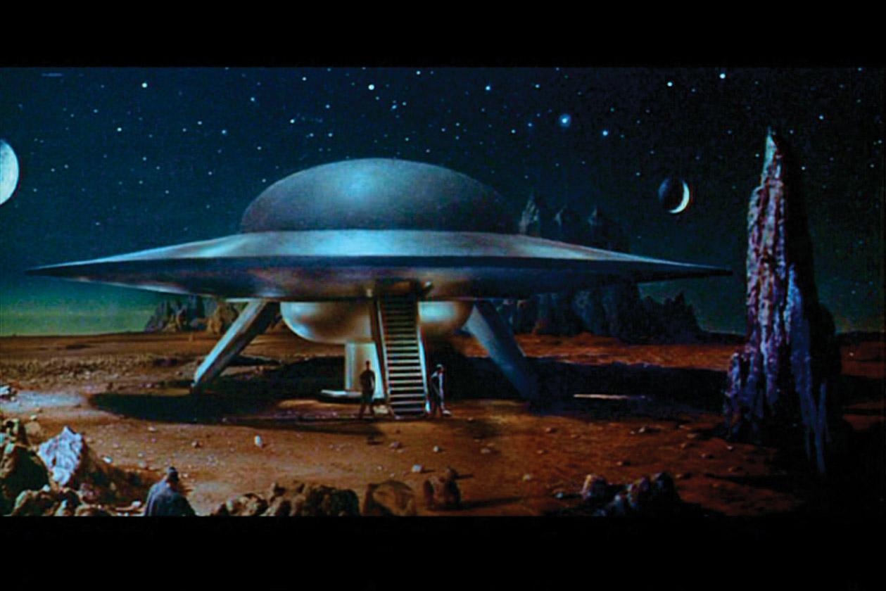 alien flying saucer - photo #24