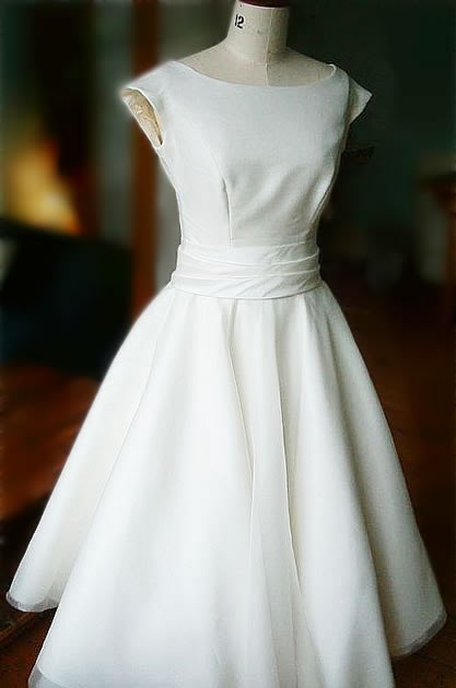 Girly Girl Hypothesis Dresses From The 50 S