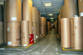 Corrugated Box Plant: Corrugated Box Plant Tour