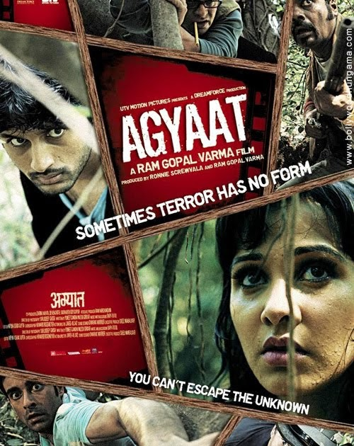 BOLLYWOOD: Agyaat 2009 PreDvD5 for torrent download