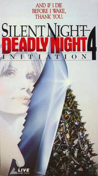 Poster do filme Natal Sangrento 4 - A Iniciação