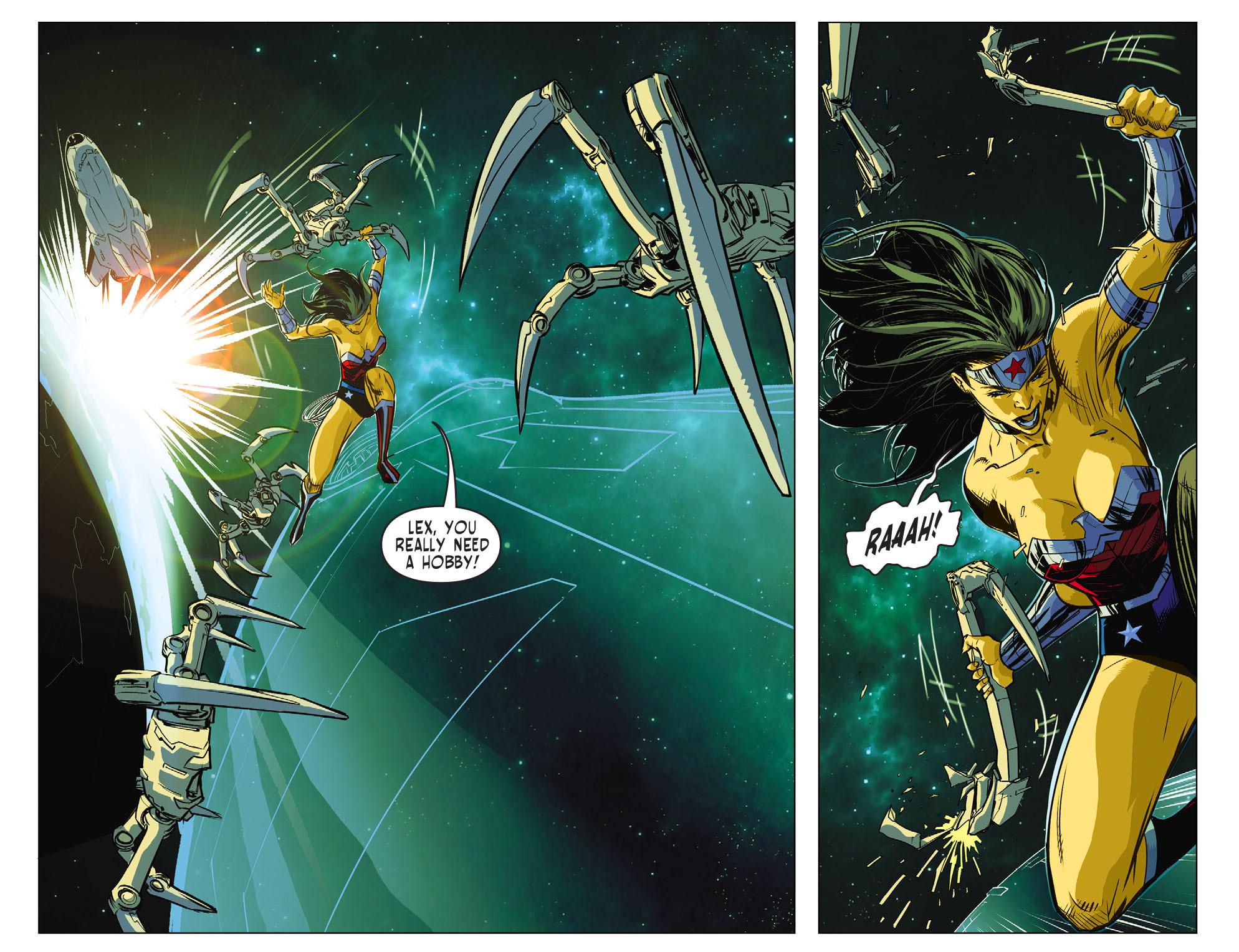 Read online Sensation Comics Featuring Wonder Woman comic -  Issue #25 - 17