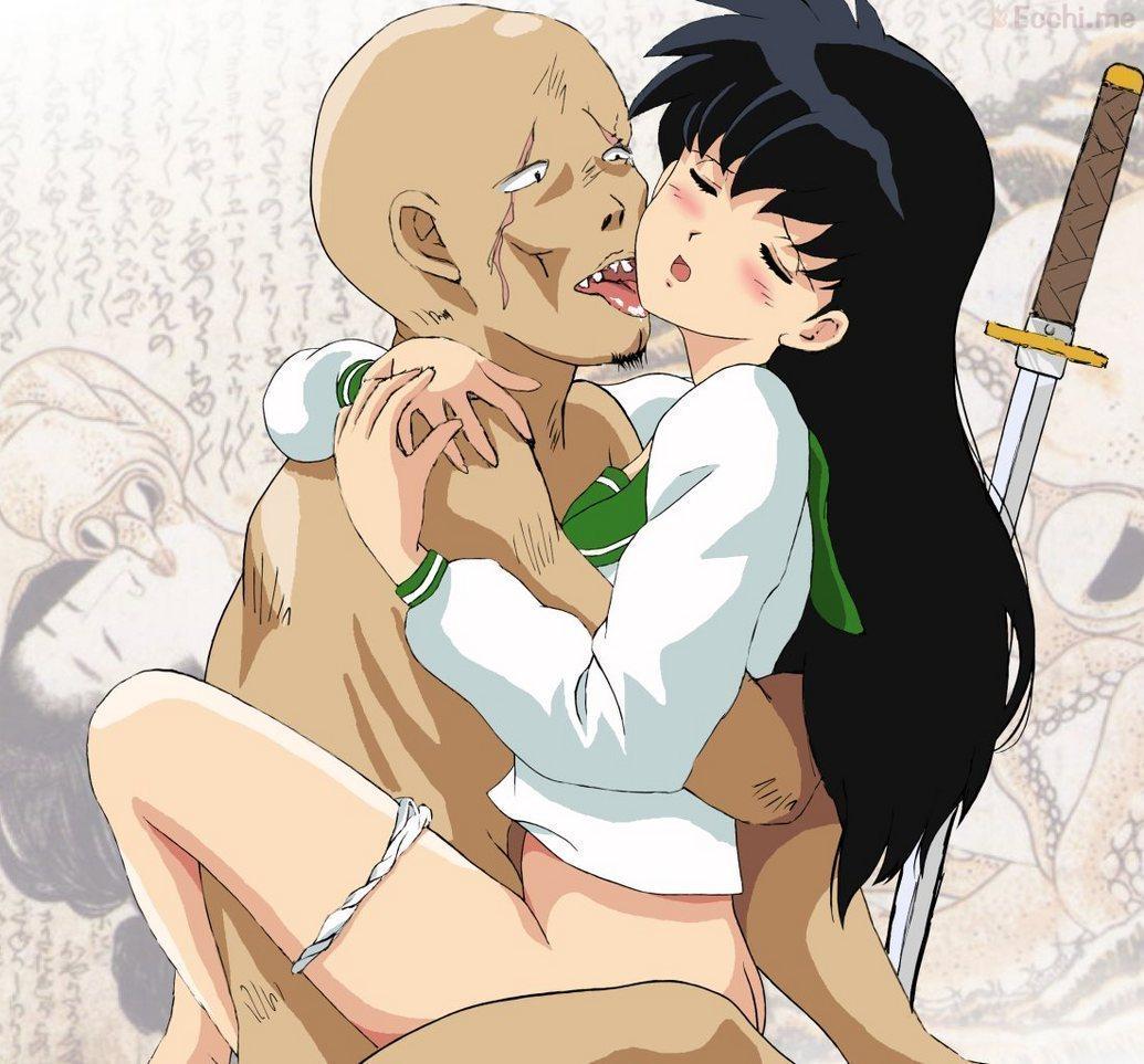 inuyasha and kagome hot sex