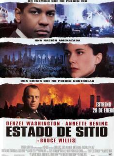 Estado de sitio (The Siege) (1998) - Español
