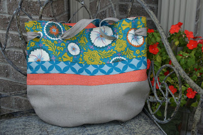 Spring Tote from Stitch Magazine 2009