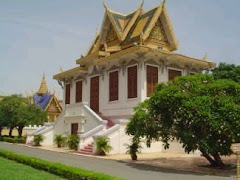 Royal Palace Of Kingdom  Of Cambodia