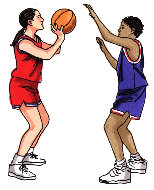 Gambar Teknik Bola Basket : gambar, teknik, basket, Basketball, Life:, Penjelasan, Basket