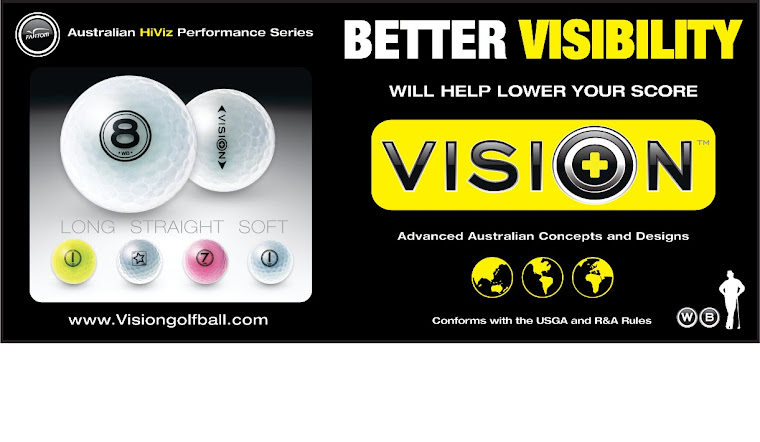 Vision Golf Balls Coming To The US