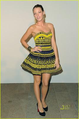 Blake Lively la mejor vestida de 2010
