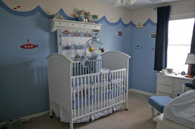 She Also Hung Her Crib Quilt On The Wall With This Cool Shelf Hanger
