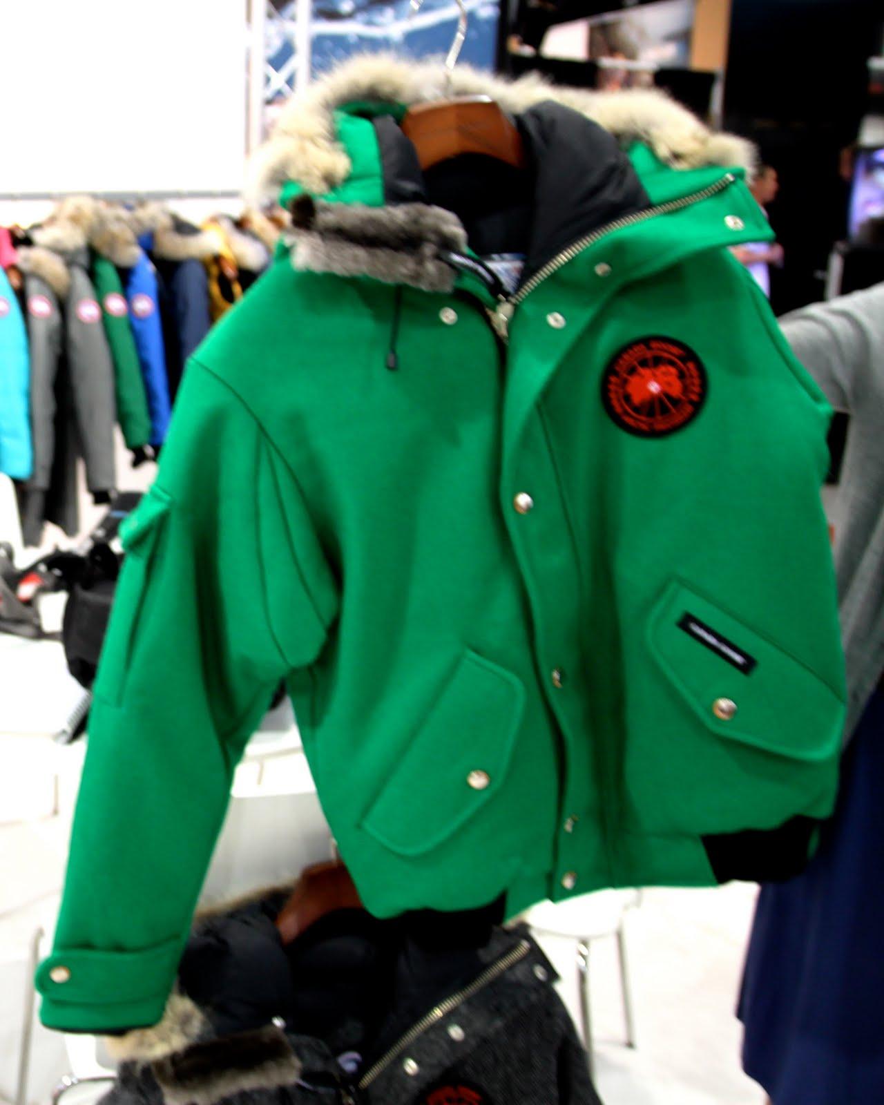 Canada Goose Luxury Outerwear Men S Amp Women S 2010 2011