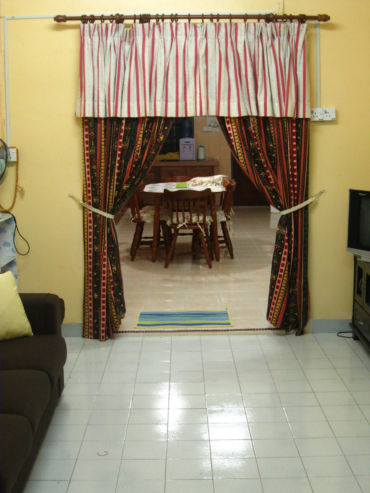 Ruang Luar Rumah 4 Sambungan Dapur