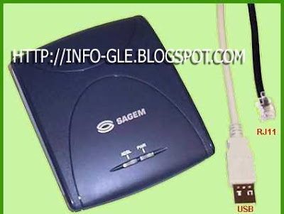 kit menara adsl sagem fast 800 pour windows 7