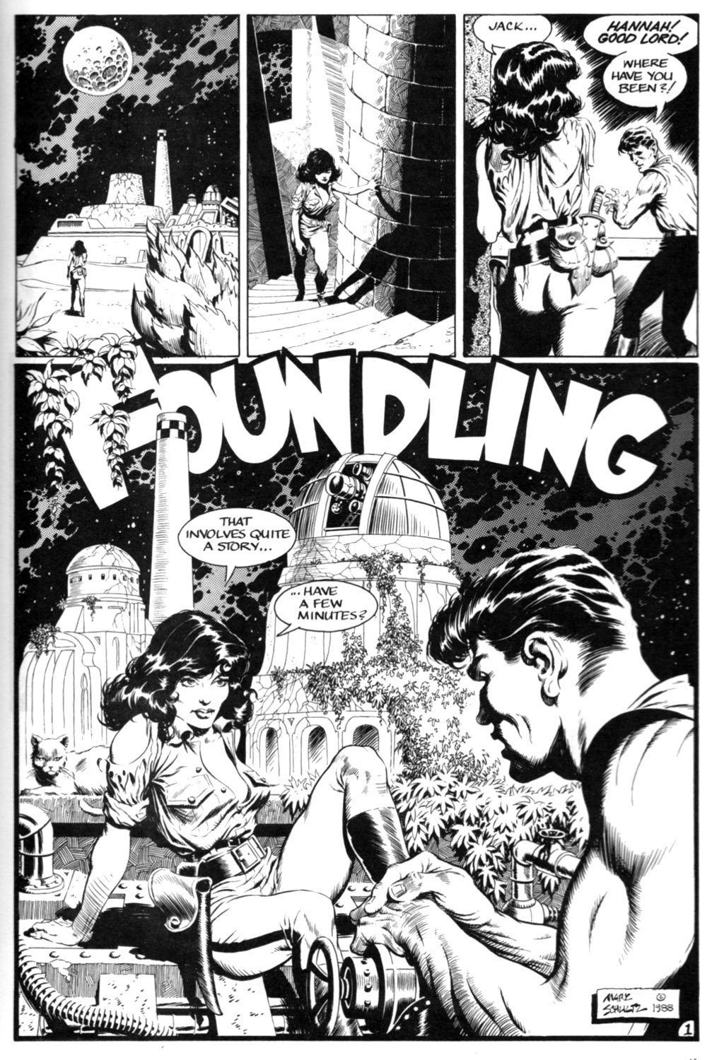 Conosciuto Cloud 109: Passing On The Baton - The Amazing Mark Schultz HH28