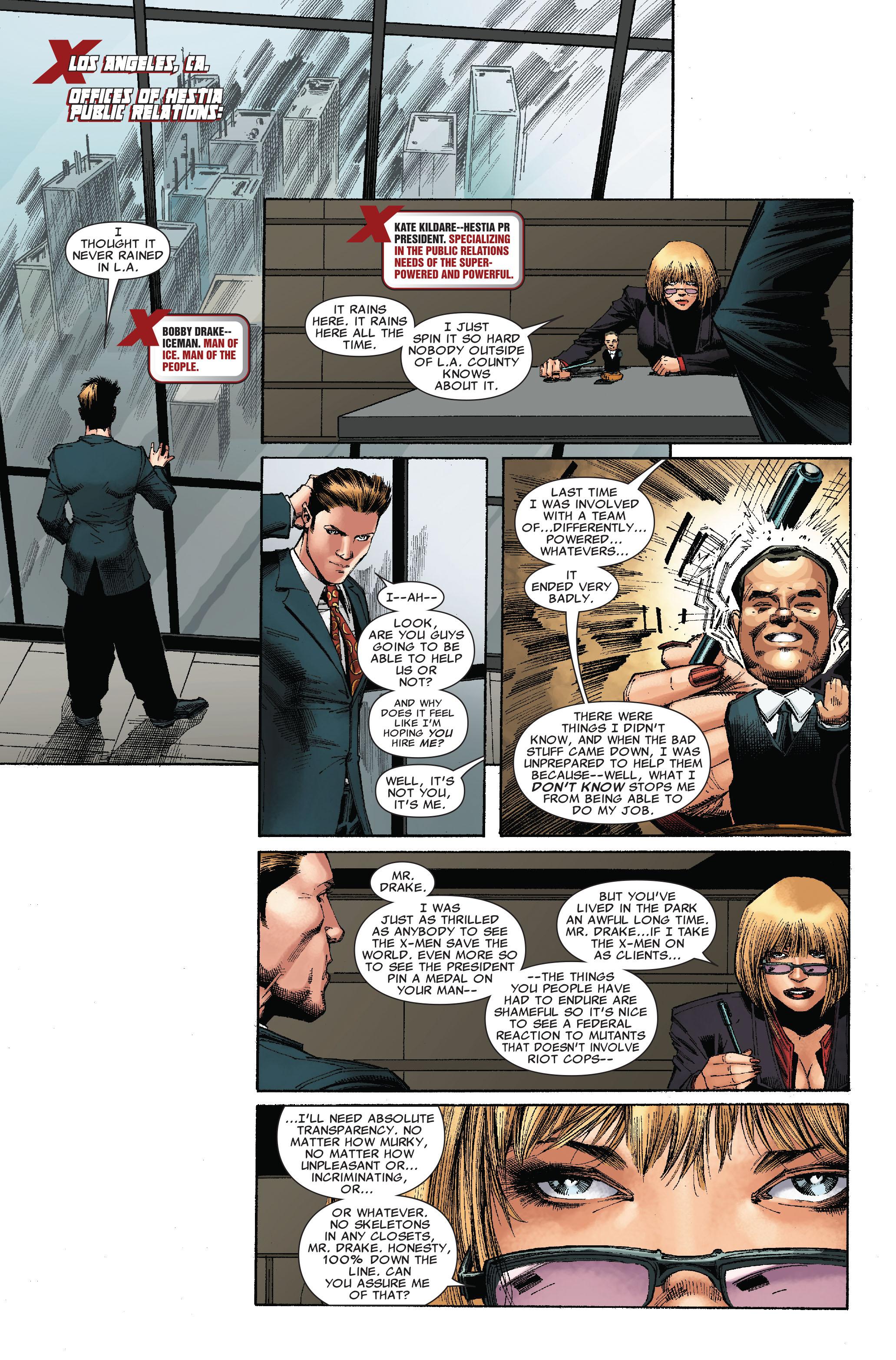 Read online Uncanny X-Men (1963) comic -  Issue #528 - 6