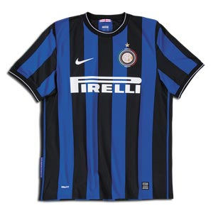 quality design 5e34e d48bc Tienda Rebel USA ®: Nike Inter Milan Home Jersey