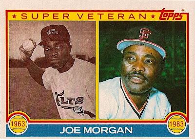 Topps Baseball Cards 1983 Topps Review