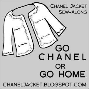 Chanel Jacket Sew-Along