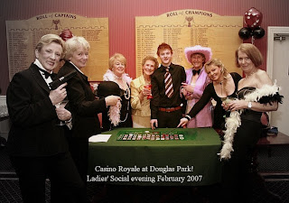 The Casino Royale Ladies Social Evening - click to enlarge
