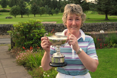 Carol Fell (Ranfurly Castle) - Winner of the Glenhead Trophy