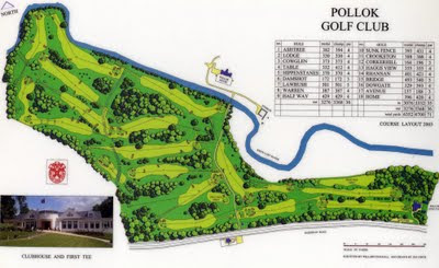 Pollok Golf Club - Click to enlarge