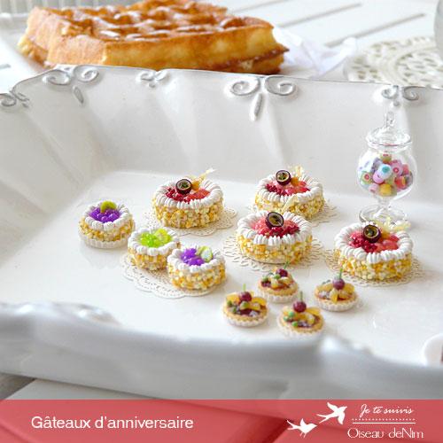 Le Petit Monde D'Oiseau: Afternoon Tea & Birthday Cakes