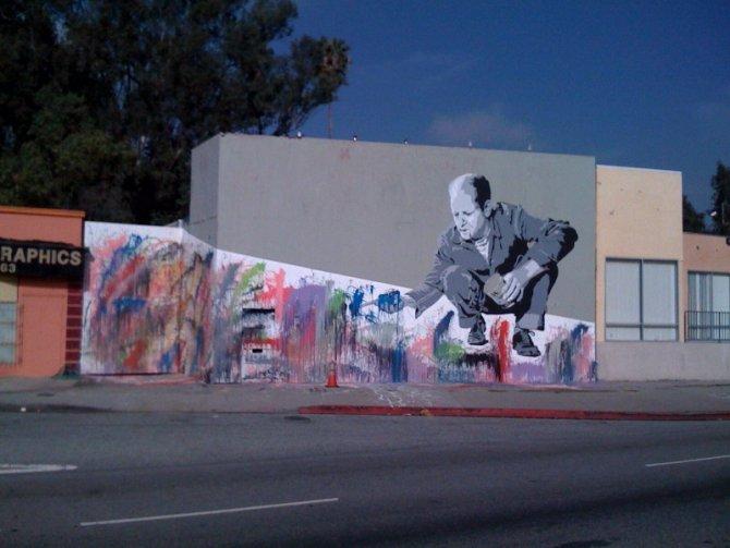 Jackson Pollick en L.A.
