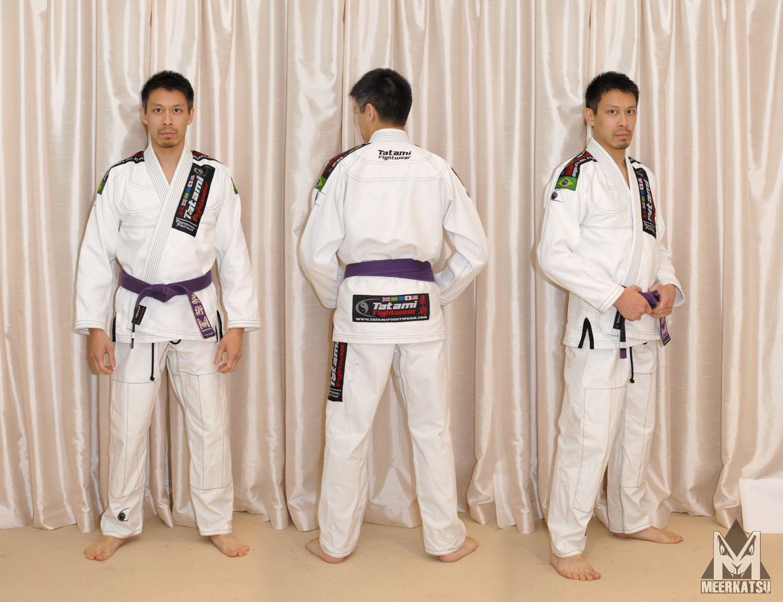 Gi Review: Tatami Fightwear 'Estilo' Gi ~ Meerkatsu's Blog