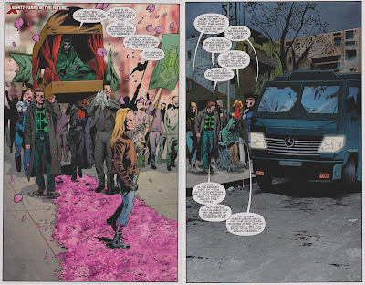 X-Man's Comic Blog: August 2009
