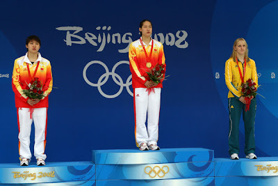 London Olympics Medal Ceremony Why Do Bronze And Silver