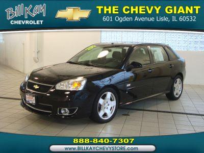 Bill Kay Chevrolet – 2006 Chevy Malibu Maxx SS