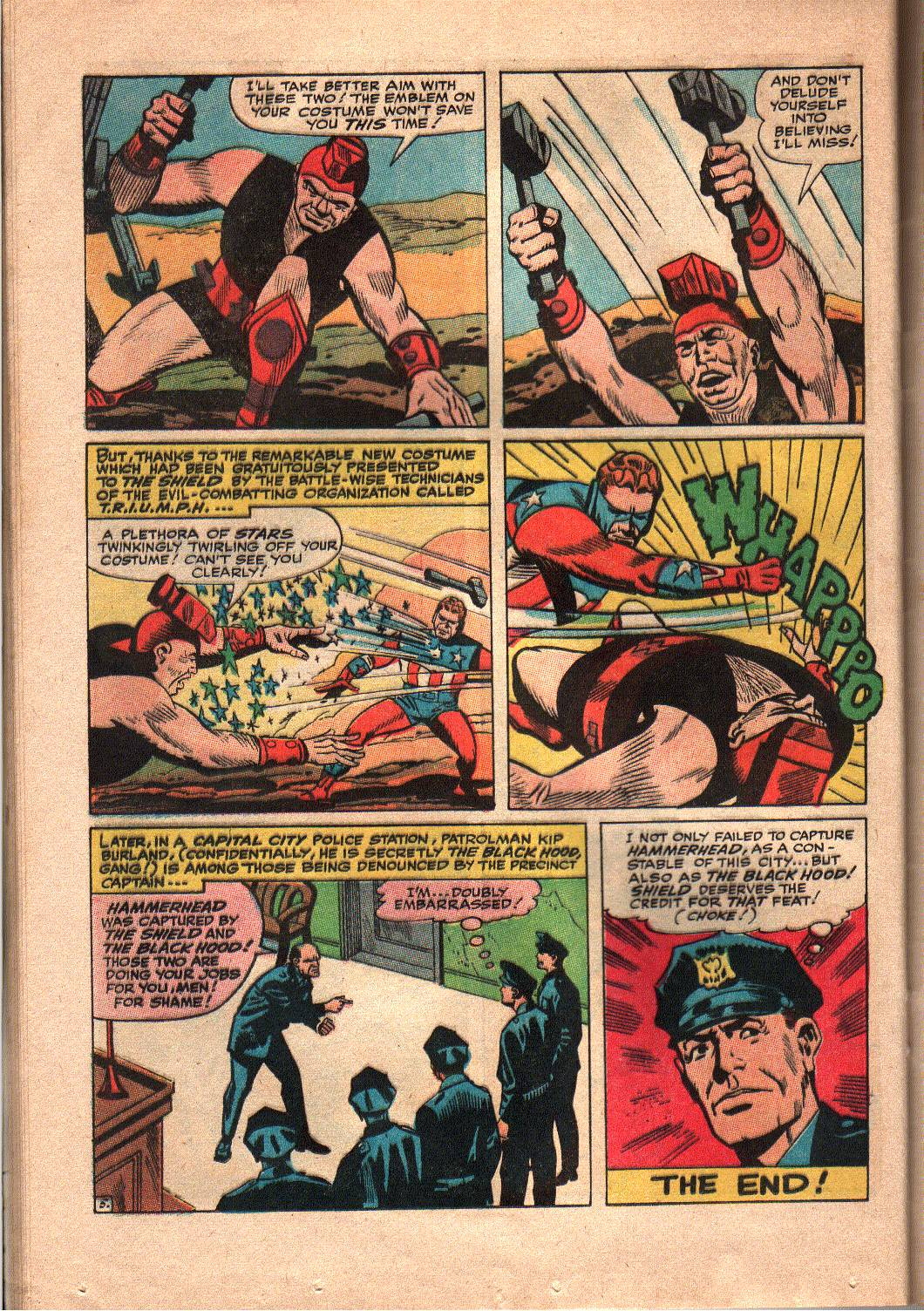 The Mighty Crusaders (1965) Issue #7 #7 - English 21