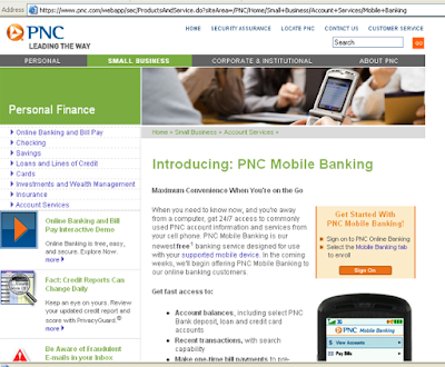 PNC's mobile deposit, which can be used by any customer with access to PNC Online Banking and an eligible deposit account, allows customers to make deposits anywhere at any time. The simple three-step process takes about 90 seconds.