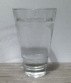 How Many Water Molecules Are There In The Glass Of Water