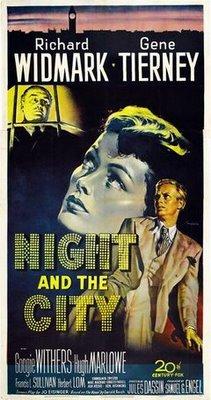 """""""Noche en la ciudad"""" (Jules Dassin, 1950)"""