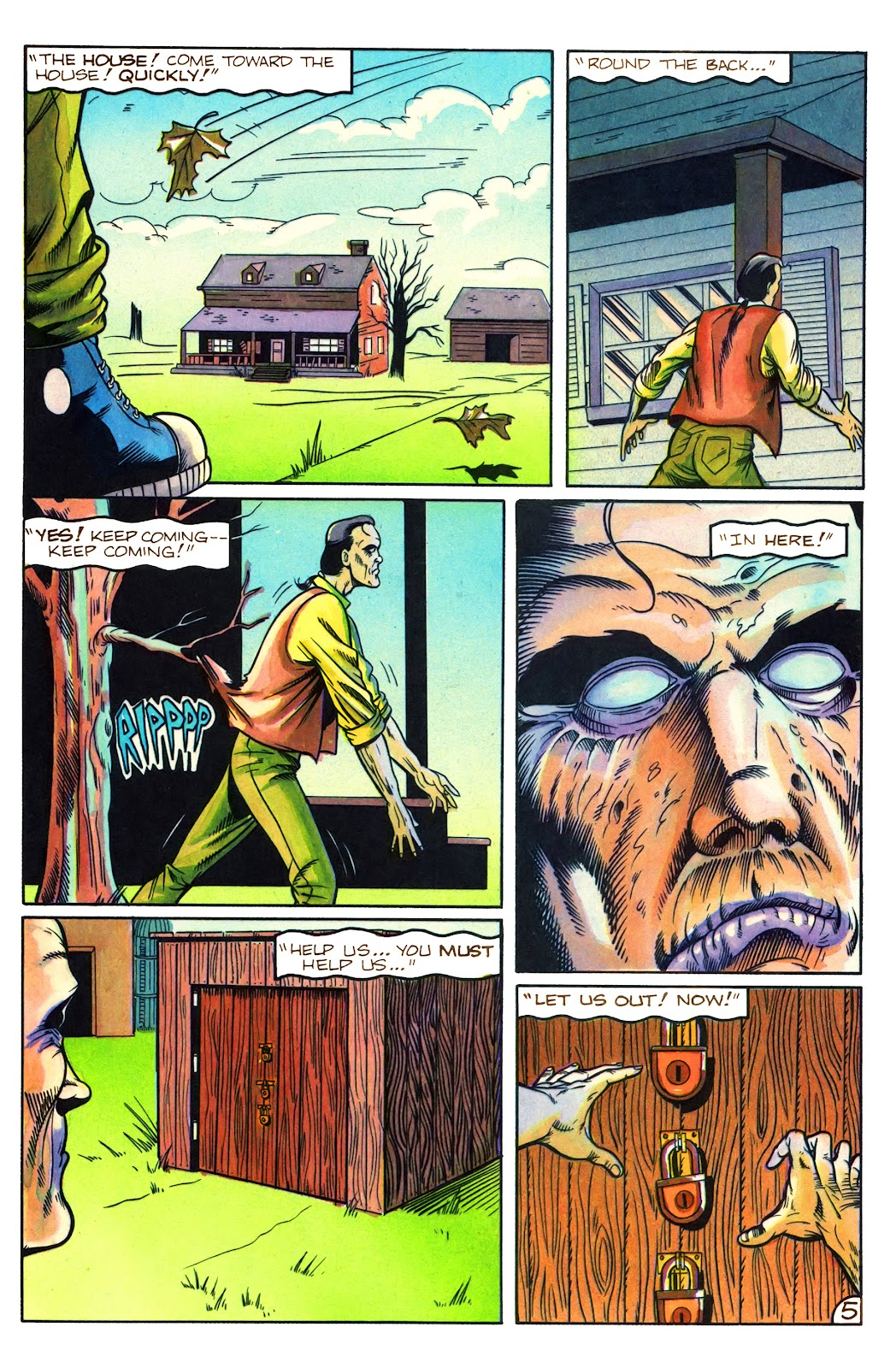 Fright Night issue 20 - Page 7