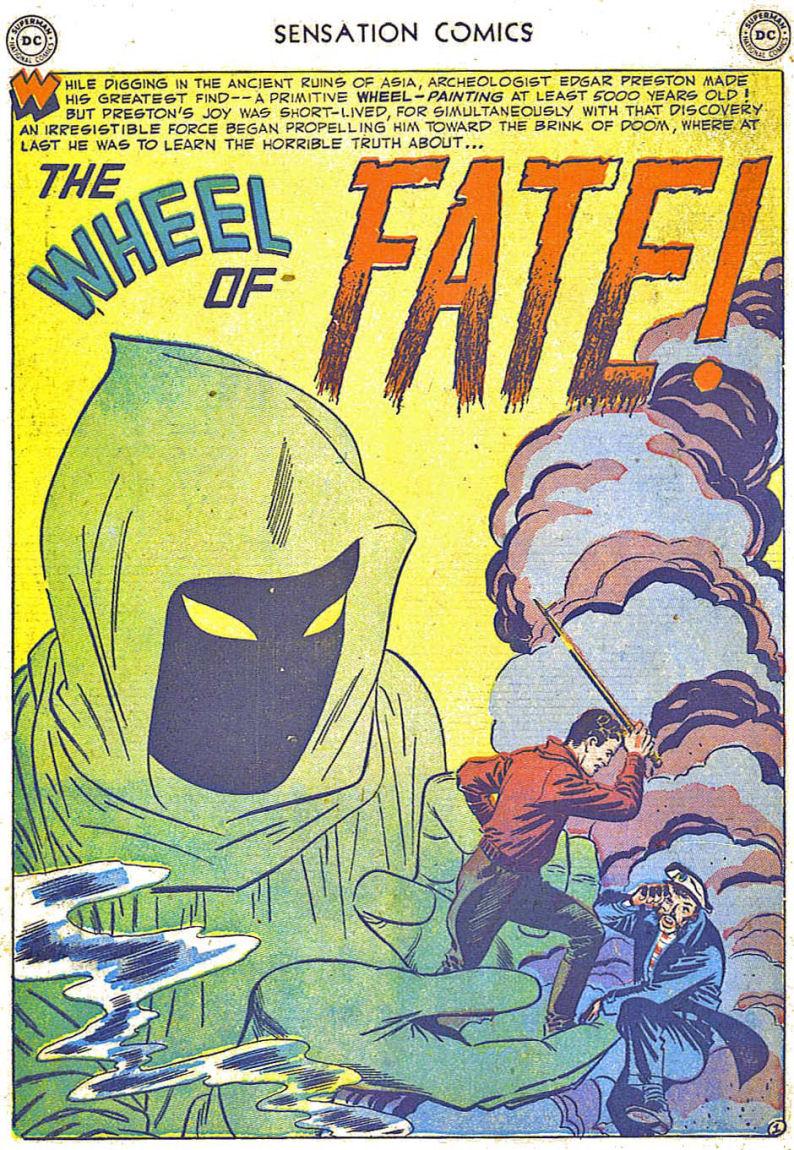 Read online Sensation (Mystery) Comics comic -  Issue #108 - 3