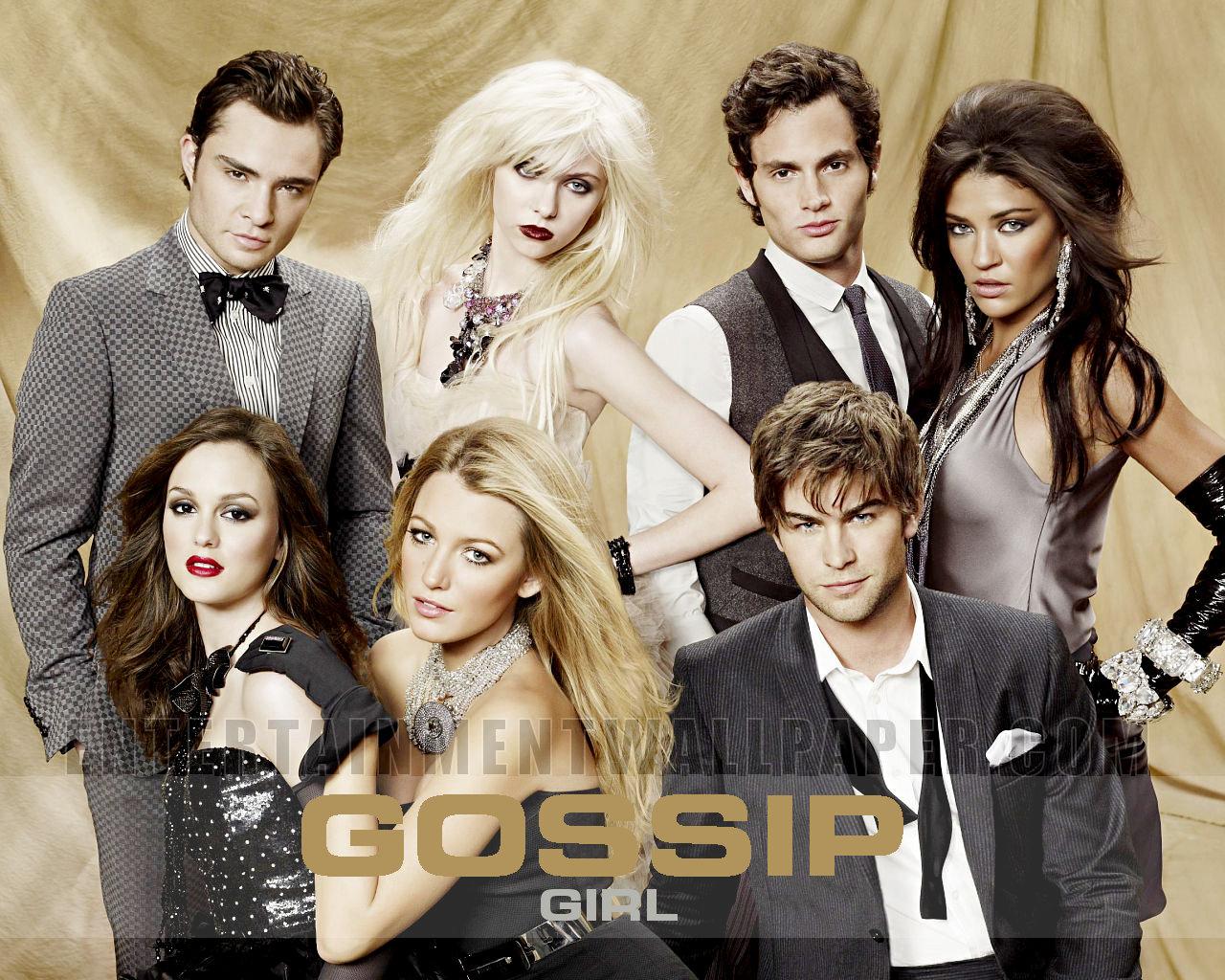 I'm Chuck Bass: Gossip Girl Brings Reality With Elegence ...