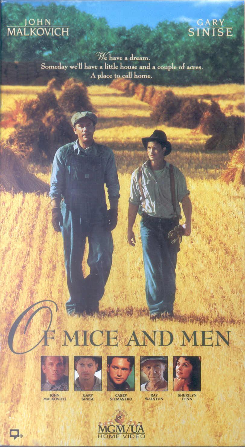 ایست- بنویس- برو: Of Mice and Men