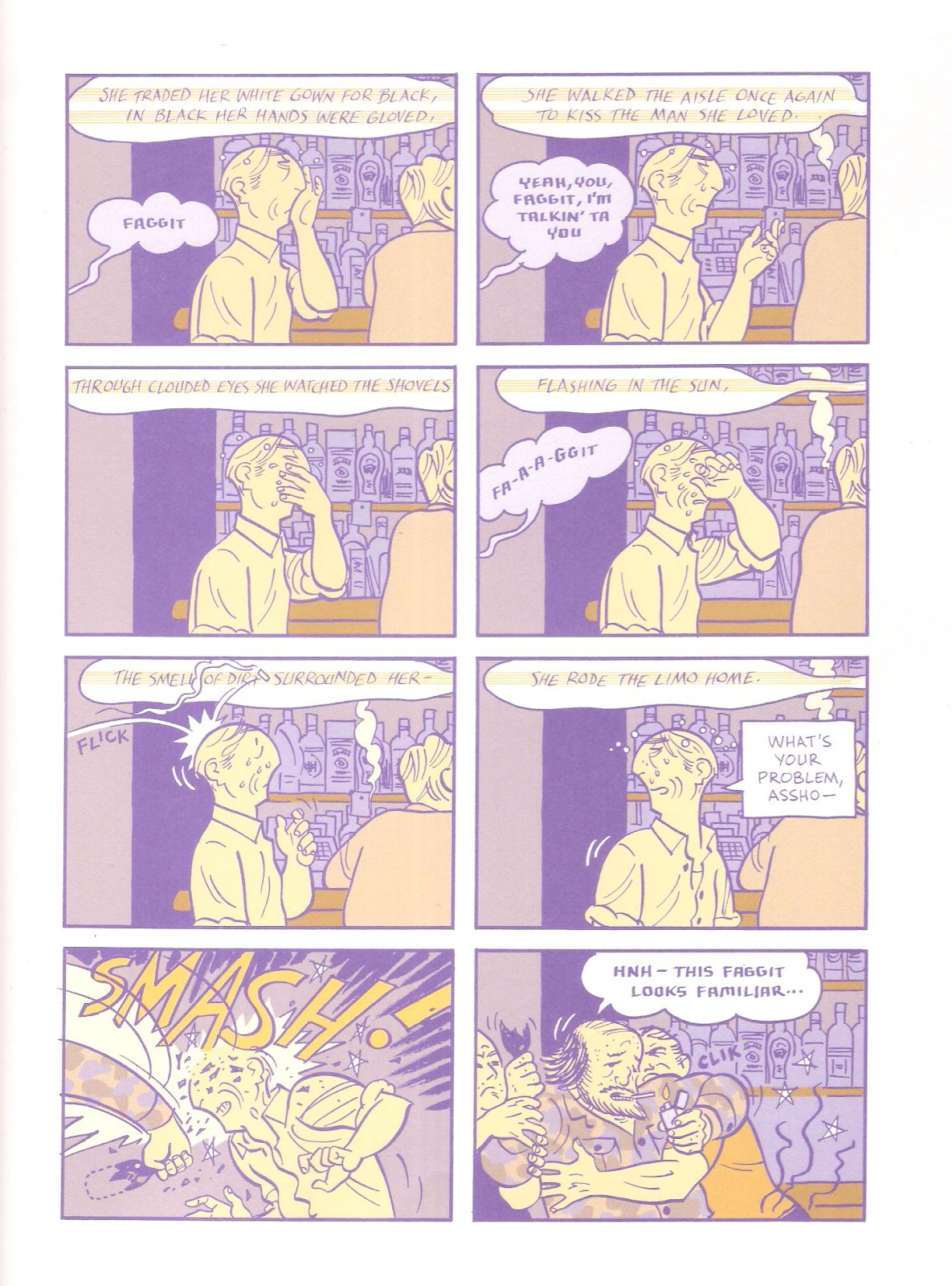 Read online Asterios Polyp comic -  Issue # TPB (Part 3) - 61