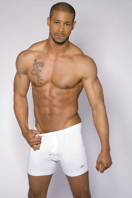 Hot Black Men May 2009