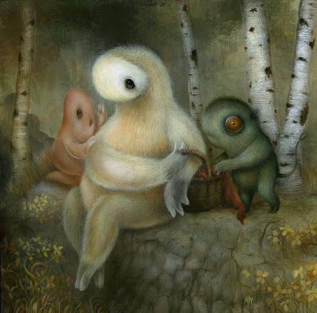 Surrealism And Visionary Art Dan