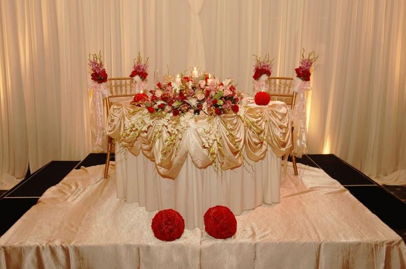 I DoOne day Sweetheart Table ideas