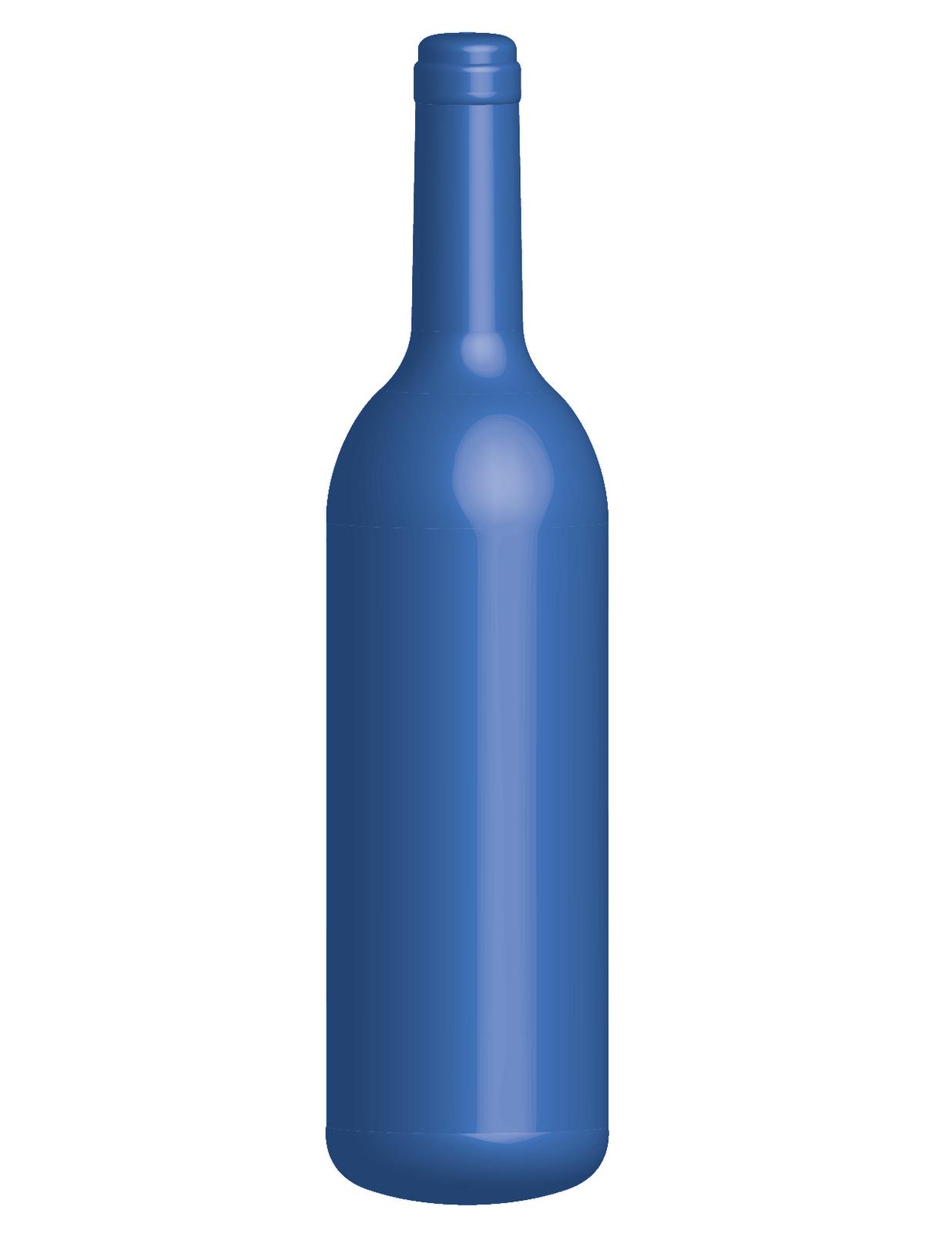 Principles of Graphic Art: Bottles