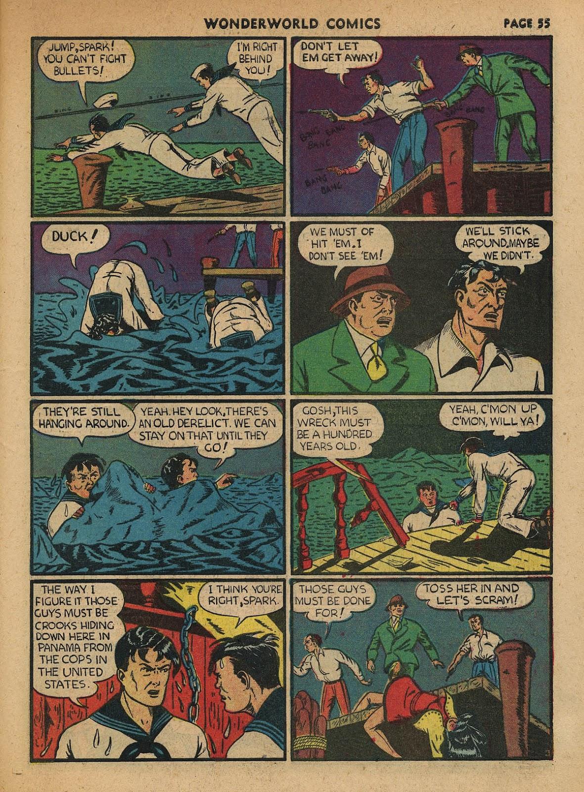 Wonderworld Comics issue 23 - Page 56