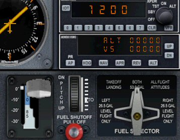 The autopilot on propeller planes | Easy FSX