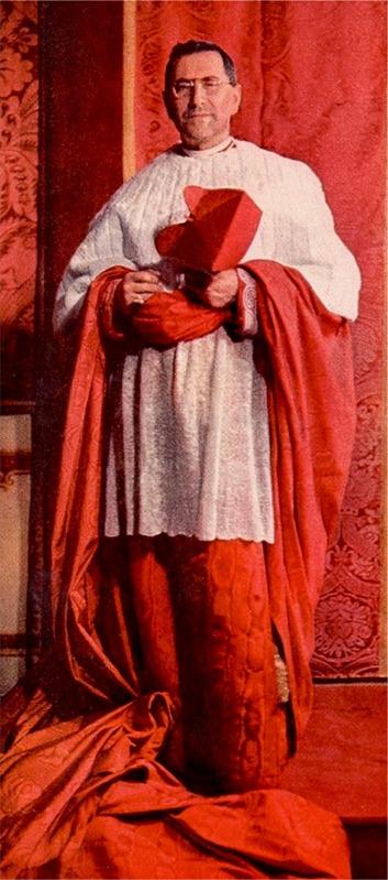 Risultati immagini per cardinale giuseppe siri