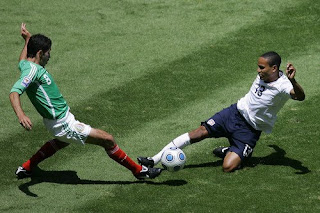 USMexico U.S. SOCCER'S WINLESS STREAK IN MEXICO CONTINUES